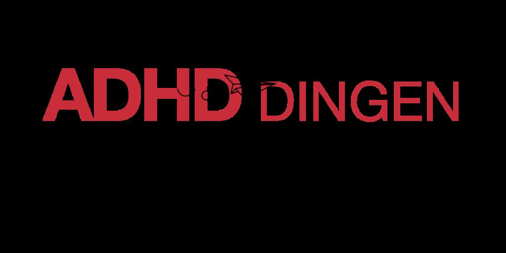 ADHD Dingen website